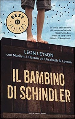 Photographer Edward Fielding Illustrates Il Bambino Di Schindler Italian Paperback