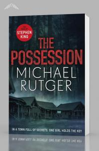 Photographer Licenses Image For Book Cover The Possession UK Release